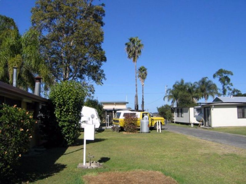 Browns Caravan Park - Coogee Beach Accommodation