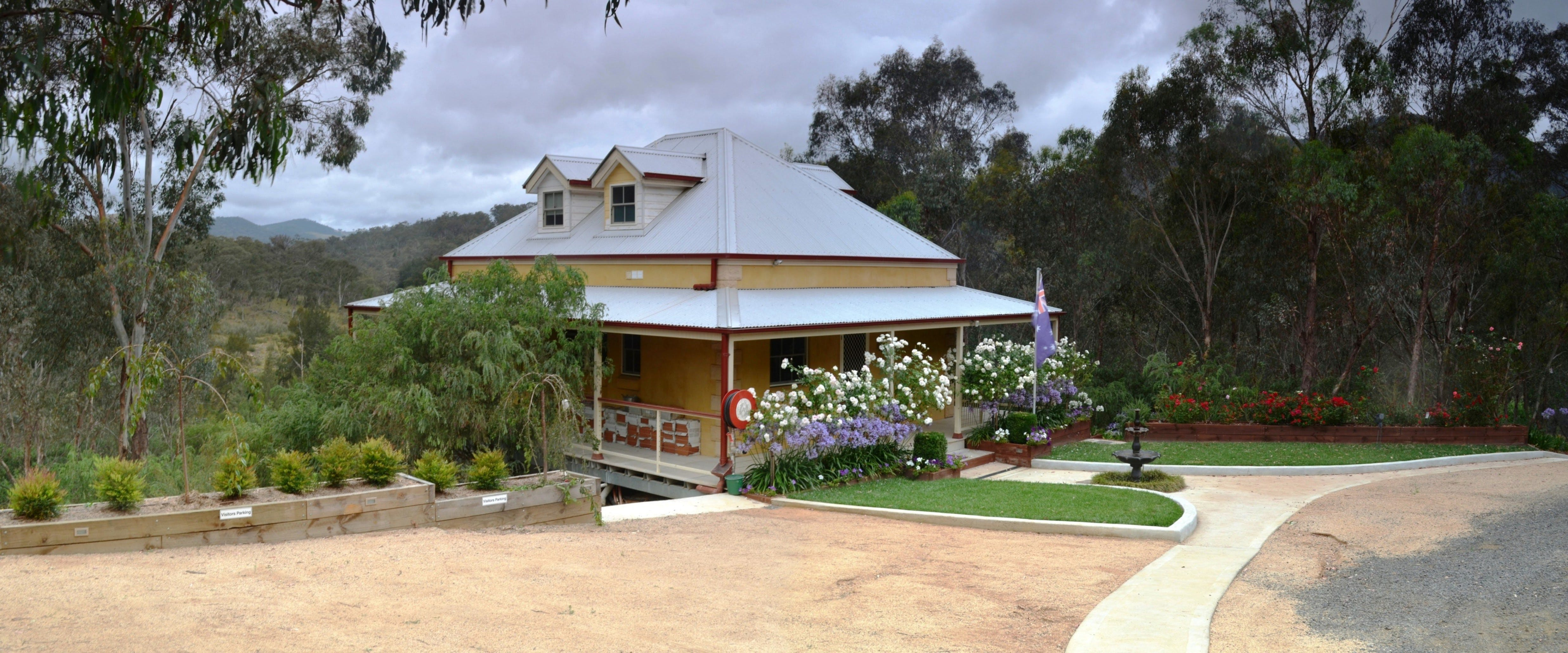 Tanwarra Lodge Bed and Breakfast - Coogee Beach Accommodation