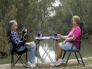 Mamanga campground - Coogee Beach Accommodation