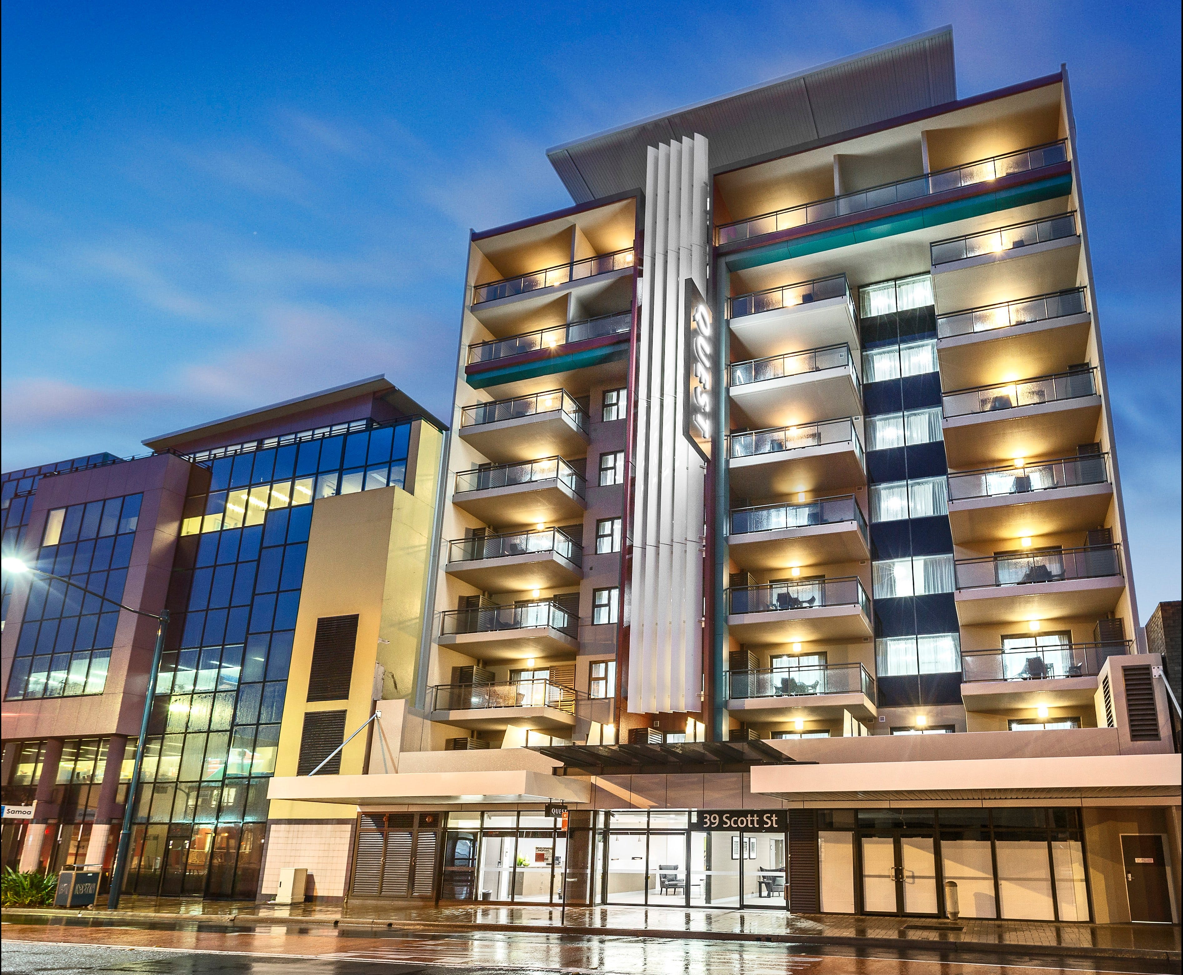 Quest  Liverpool - Coogee Beach Accommodation