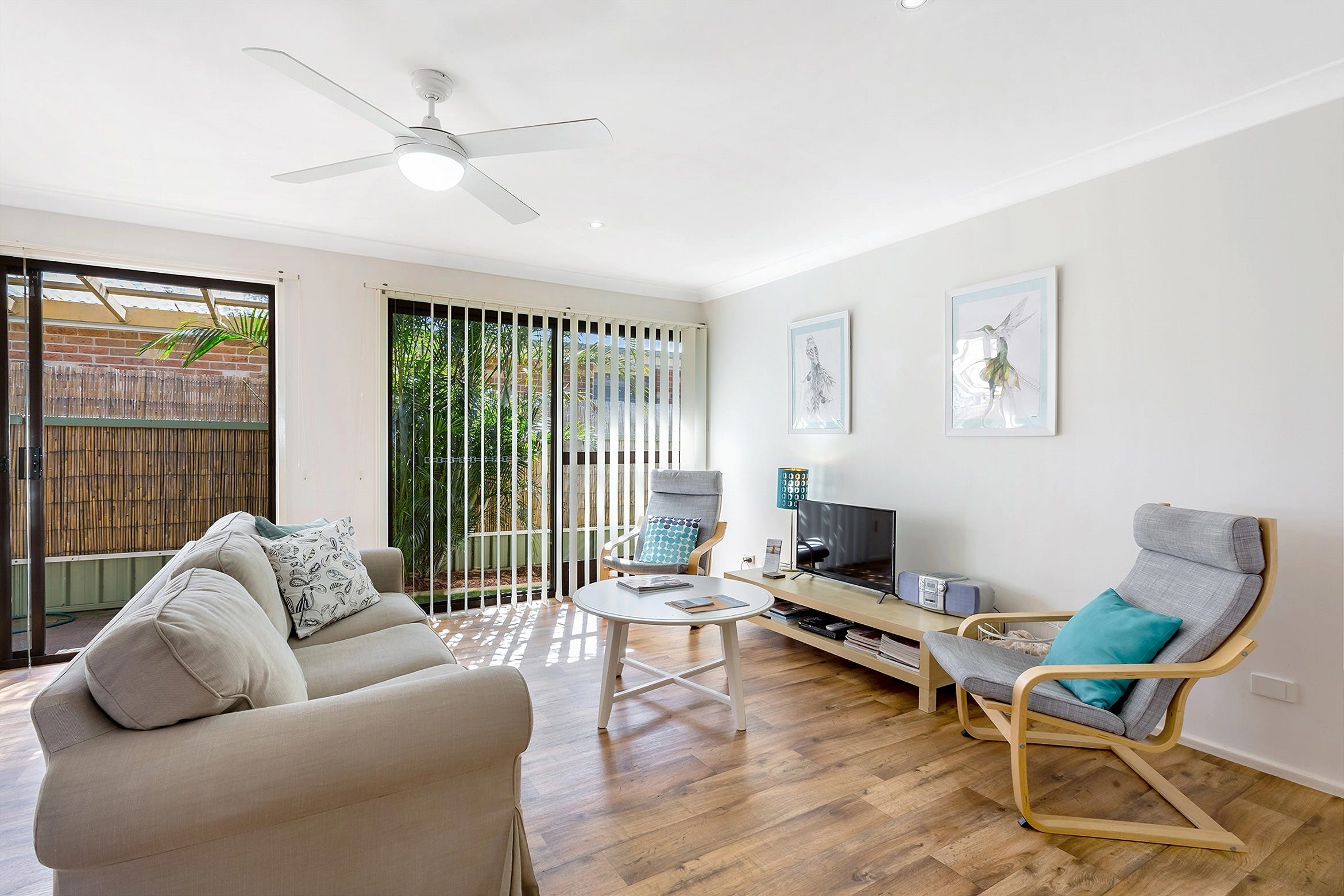 Shearwater at Shoal Bay Cottage One - Dogs Welcome - Coogee Beach Accommodation