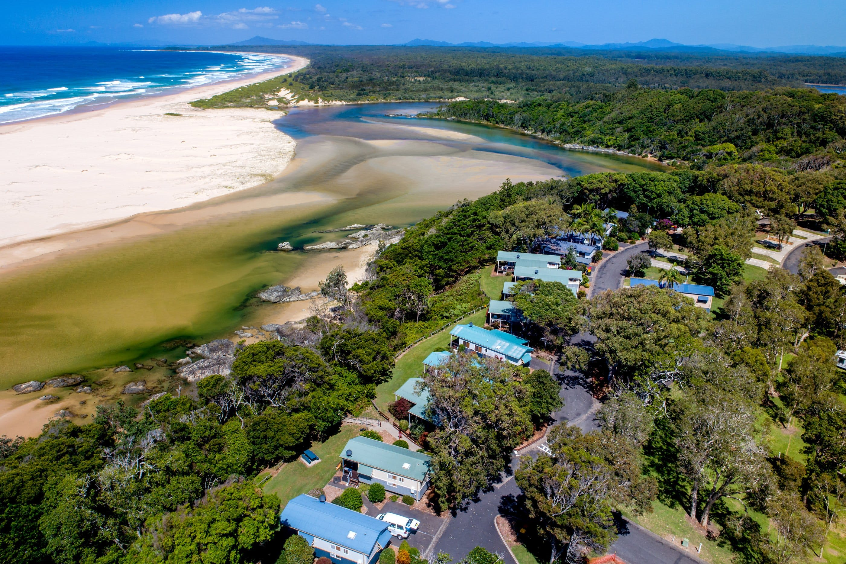 BIG4 Sawtell Beach Holiday Park - Coogee Beach Accommodation