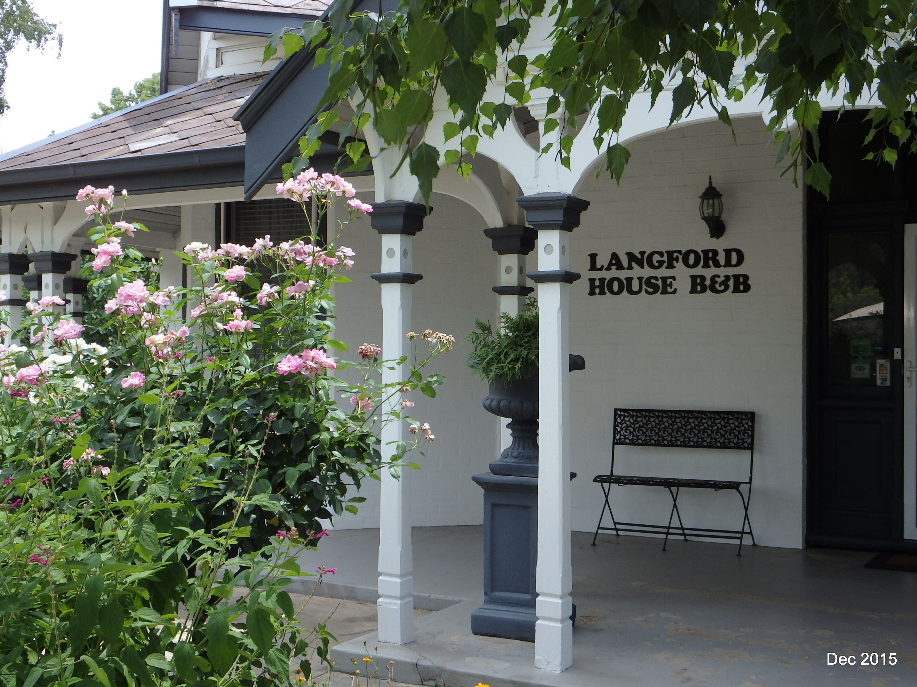 Langford House BB - Coogee Beach Accommodation