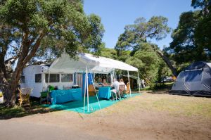 Sorrento Foreshore Camping - Coogee Beach Accommodation