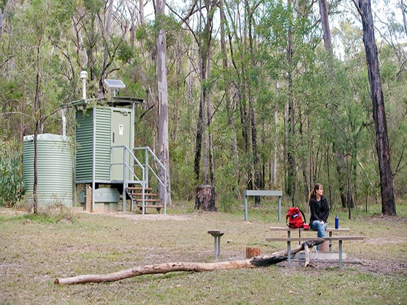 Ten Mile Hollow campground - Coogee Beach Accommodation