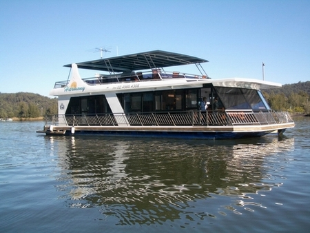 Able Hawkesbury River Houseboats - Coogee Beach Accommodation