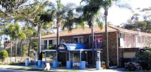 Palm Court Motel - Coogee Beach Accommodation