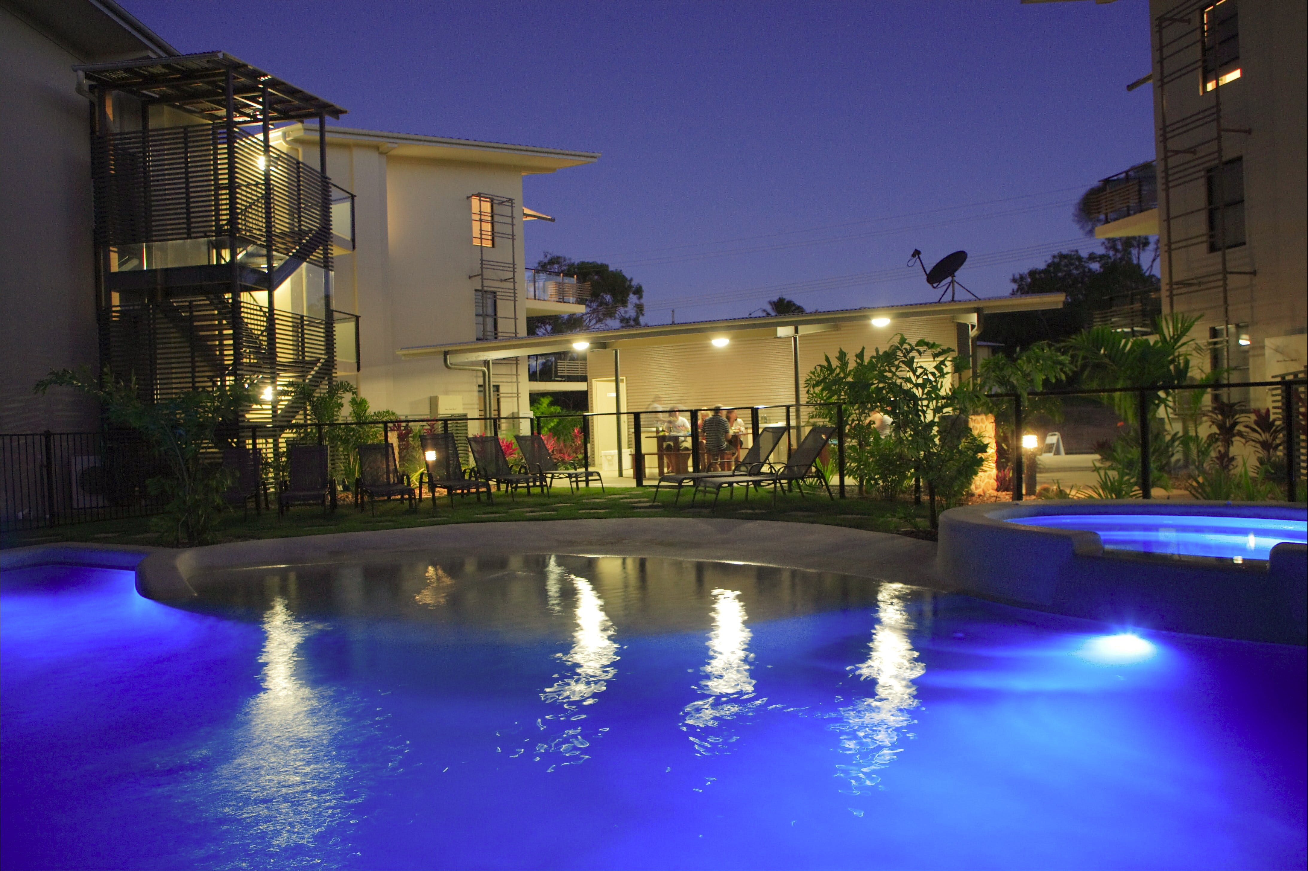 Agnes Water Beach Club - Coogee Beach Accommodation