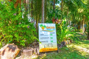 Oasis Tourist Park - Coogee Beach Accommodation