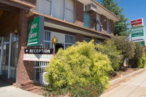 Shamrock Motel Balranald - Coogee Beach Accommodation
