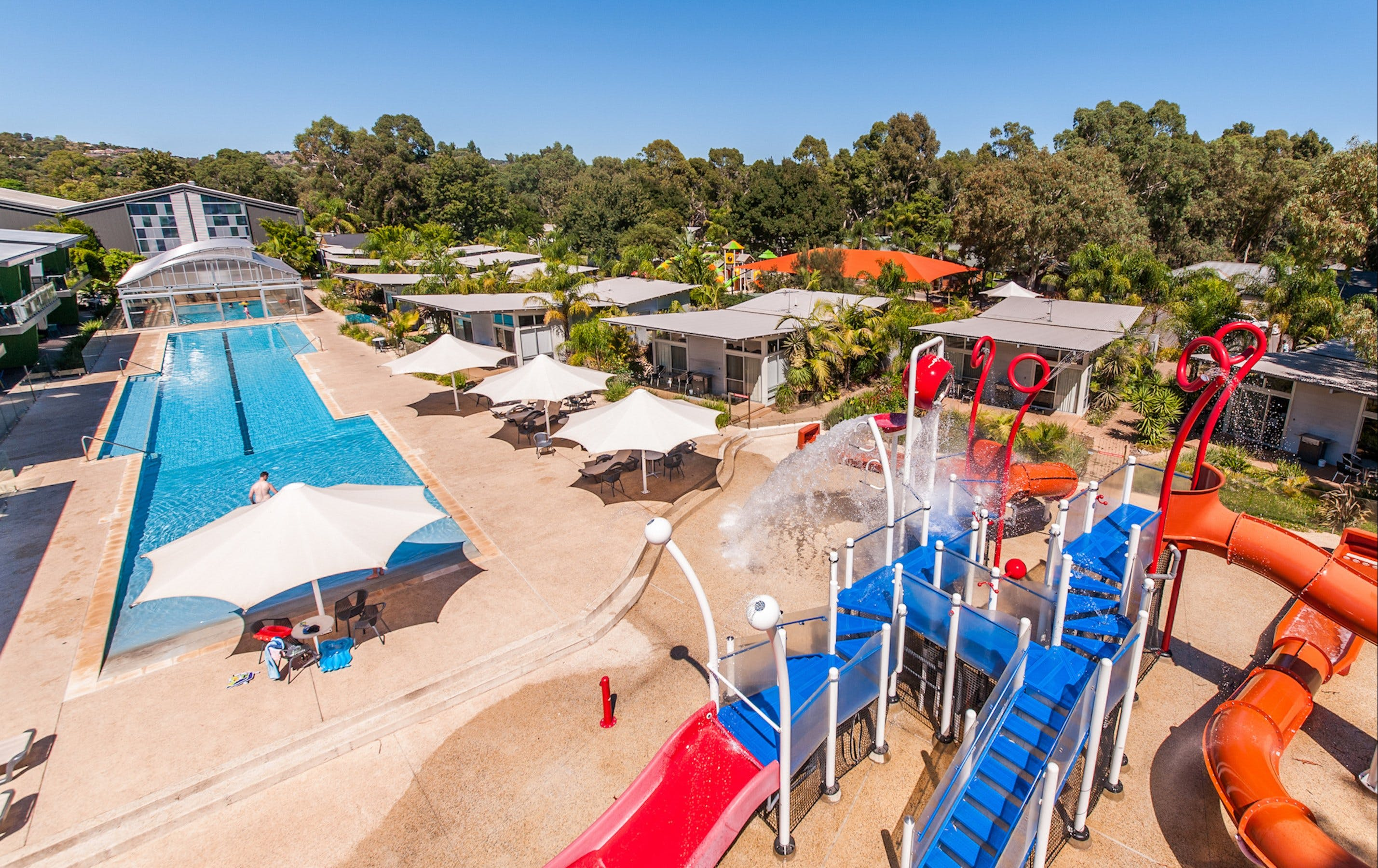 Marion Holiday Park - Coogee Beach Accommodation