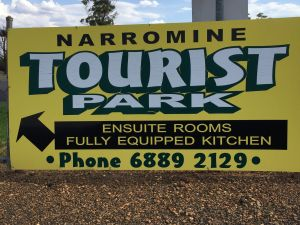 Narromine Tourist Park and Motel - Coogee Beach Accommodation