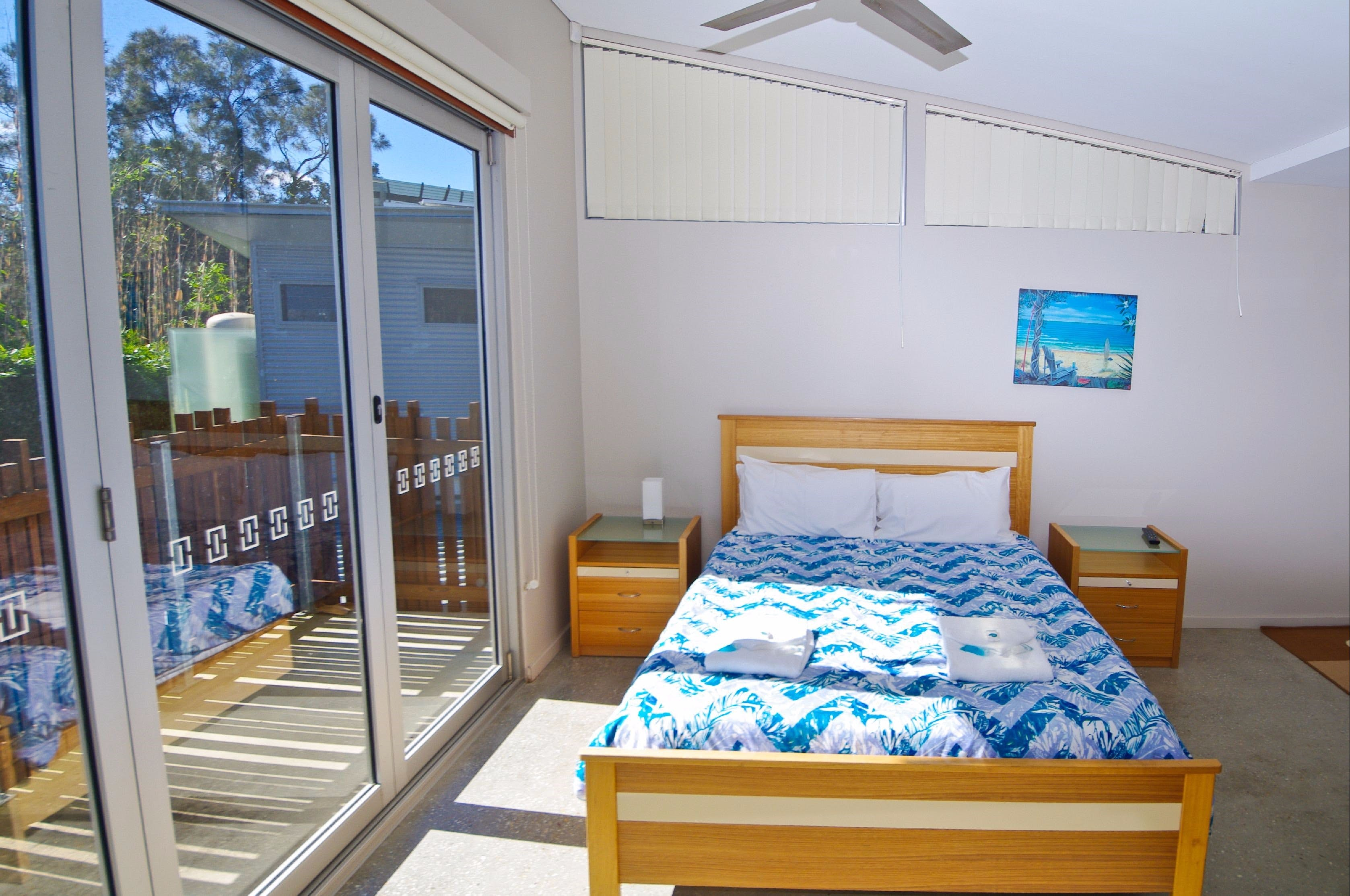 Sun Worship Crescent Head Eco Villas - Coogee Beach Accommodation