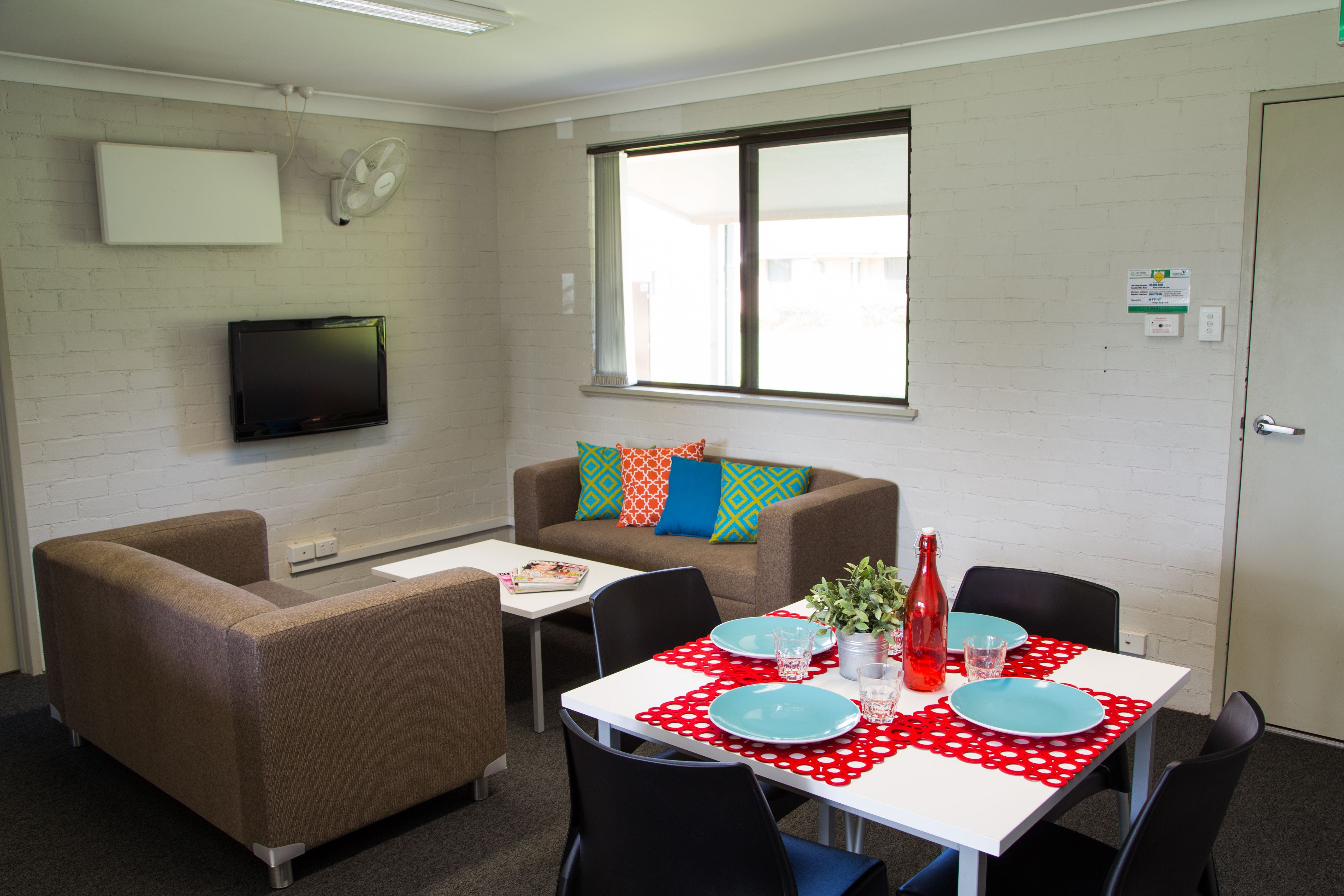 Western Sydney University Village Hawkesbury - Coogee Beach Accommodation