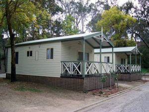 Goulburn River Tourist Park - Coogee Beach Accommodation