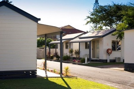 Ballina Central Holiday Park - Coogee Beach Accommodation