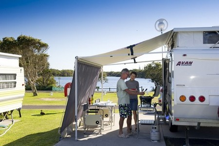 Lake Ainsworth Holiday Park - Coogee Beach Accommodation