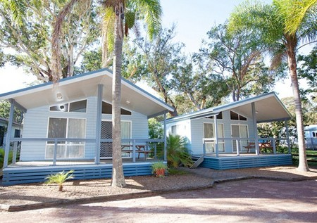 Jimmys Beach Holiday Park - Coogee Beach Accommodation