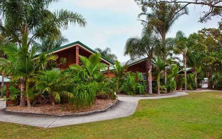 Blue Dolphin Resort & Holiday Park - Coogee Beach Accommodation