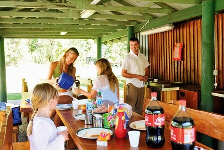 Minnie Water Holiday Park - Coogee Beach Accommodation