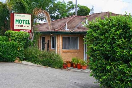 Sutherland Motel - Coogee Beach Accommodation