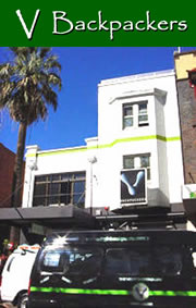 V Backpackers - Coogee Beach Accommodation